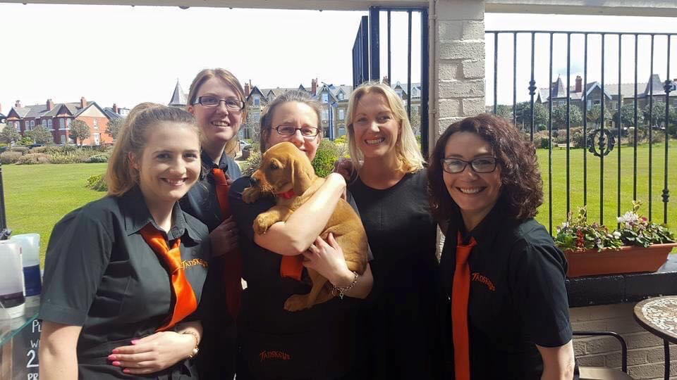 tanskeys_staff_and_puppy